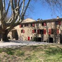 Le Vieux Moulin, hotel in Forcalquier