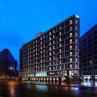 Hotel Resol Yokohama Sakuragicho, hotel em Yokohama