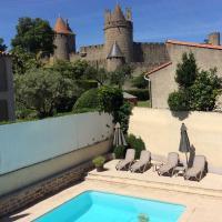 Hôtel l'Aragon, hotel in Carcassonne