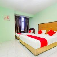 OYO 624 Aero Hotel, hotel near Senai International Airport - JHB, Johor Bahru
