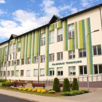 Viesnīca Valmieras tehnikuma dienesta viesnīca Valmierā