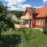 Holzferienhaus, hotel in Gößweinstein