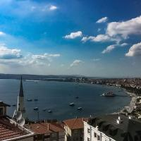 Awesome apartment with sea veiw in Istanbul