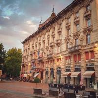 Grand Hotel Regina Salsomaggiore, hotell i Salsomaggiore Terme
