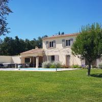 Villa Spa Sauna Piscine chaufée boulodrome LA BASTIDE DE LUSON