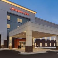 Hampton Inn Brooklyn Park