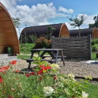 Buttercup Glamping Pod