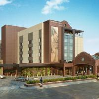 SpringHill Suites by Marriott Fort Worth Historic Stockyards, khách sạn ở Fort Worth