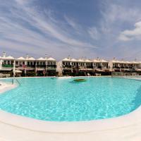 Mapalomas Bungalow terraza y piscina I by Lightbooking