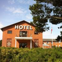 Hotel Strandlyst, hotel in Hirtshals