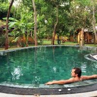 Sat Nam Village Eco-Hotel, hotel in Sigiriya