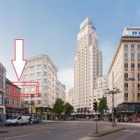 Cozy Apartment on Best Location in Antwerp