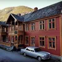 Lærdalsøren Guesthouse, hotell på Lærdalsøyri