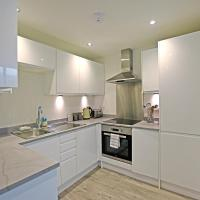 Brand New Town Centre Apartment, hotel in Lerwick