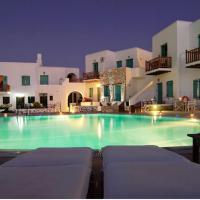 Hotel Odysseus, hotel in Chora Folegandros