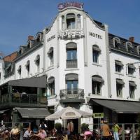 Hotel The Century, hotel in Hasselt