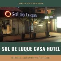 Sol de Luque Casa-hotel, hotel near Silvio Pettirossi International Airport - ASU, Luque