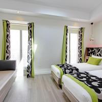 Hotel Alhambra, Hotel in Paris