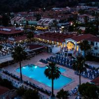Karbel Hotel, hotel Oludenizben