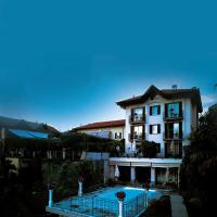 Hotel Belvedere Ranco, hotell i Ranco