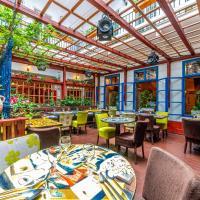 Hotel Salvator: Prag'da bir otel