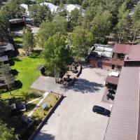 Viking Motel, hotelli kohteessa Hanko