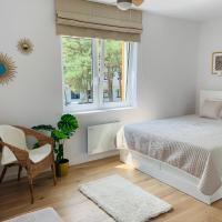 Hilltom by the Sea – hotel w Rowach