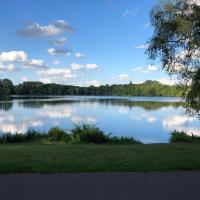 Ferienwohnung am Blauen See