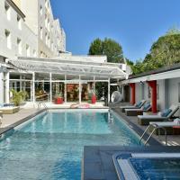 Hôtel Arles Plaza, отель в Арле