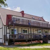 Дом на Балтийской косе, отель в Балтийске