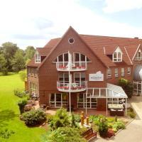 Wildeshauser Hof Hotel Huntetal, отель в городе Вильдесхаузен