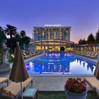 Hotel President Terme, hotel in Abano Terme