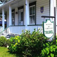 Maison de Campagne -Trudel, hotel em Herouxville