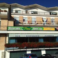 Hotel Pina Ristorante, hotel a Isola del Gran Sasso d'Italia