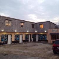 Yerknaqar hotel/restaurant