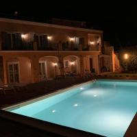 B&B Villa Etelka, hotell i Aci Castello