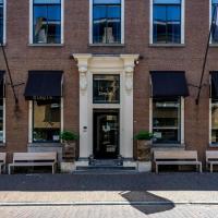 Hotel Simple, hótel í Utrecht