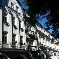 Barclay Hotel, hotell sihtkohas Tartu