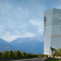 The Ritz-Carlton, Almaty, hotel v destinaci Almaty