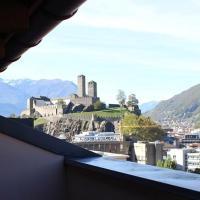 Hotel Internazionale Bellinzona, отель в Беллинцоне
