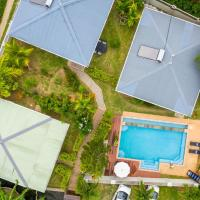 Felicie Cottage & Residence, hotel in Anse Royale