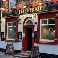 The Narrowboat Inn Middlewich, hotel in Middlewich