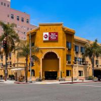 Best Western Plus Hotel at the Convention Center, hotel en Long Beach