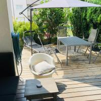 25h GARDEN Apartment LUXURY PLUS lake, hotel in Neusiedl am See