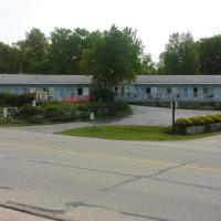Moran Bay Motel, hotel in Saint Ignace