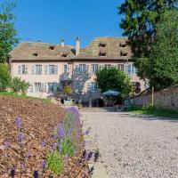 Jardin de l'Abbaye, demeure de charme, hotel in Andlau
