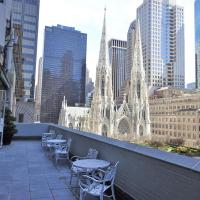 3 West Club, hotel in Rockefeller Center, New York