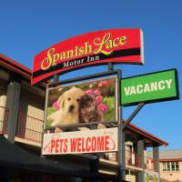 Spanish Lace Motor Inn, hotel em Townsville