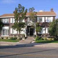 Hawthorne House near UTEP