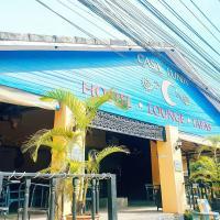 Casa Luna Hostel, отель рядом с аэропортом Международный аэропорт Самуи - USM в городе Пляж Банг Рак
